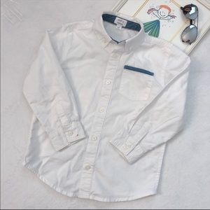 Gymboree Little Boy Shirt